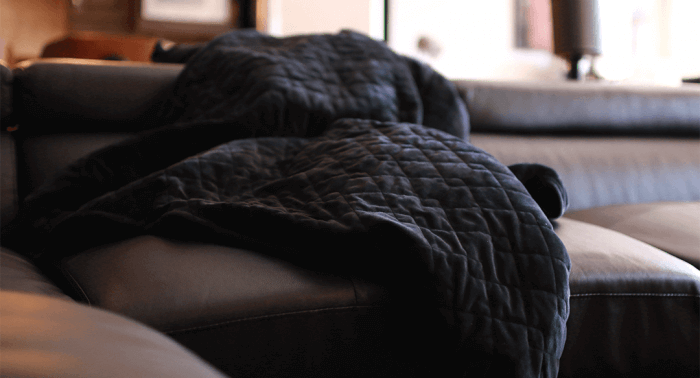 Weighted blanket, the amazing blanket